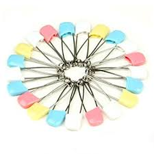 Baby Diaper Pins