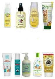 Baby Shampoos and Soaps