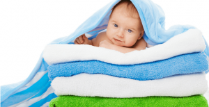 Baby Towels and Wash Cloths