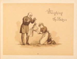 Weighing the Baby
